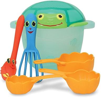 Melissa & Doug Seaside Sidekicks Sand Baking Set (6432)
