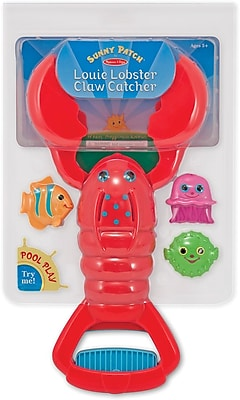 Melissa & Doug Louie Lobster Claw Catcher Pool Toy (6669)