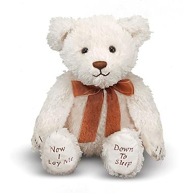 Melissa & Doug Bedtime Prayer Bear