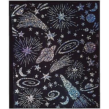 Melissa & Doug Scratch & Sparkle Multicolor Glitter w/stylus (10 boards)