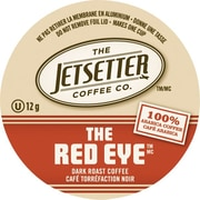 Jetsetter Coffee Co. The Red Eye Coffee, Single Serve Cups, 18/Pack