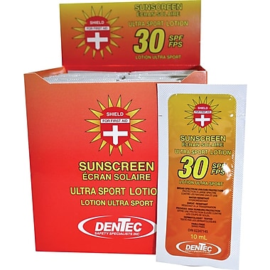 Shield Sunscreen Lotion Pouches, SPF 30