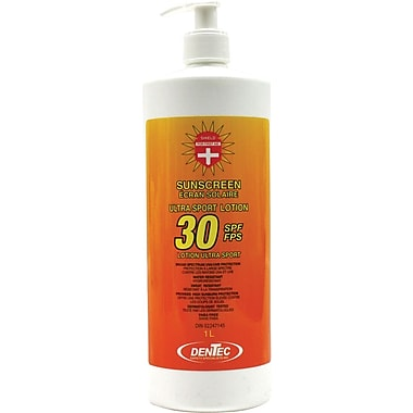 Shield Sunscreen Lotion, SPF 30, 1L