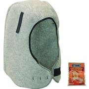 Doublure d'hiver pour casque de sécurité GL13