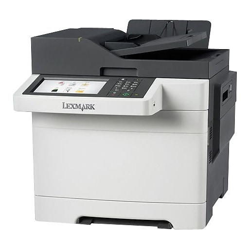 Lexmark CX510 series 28E0500 USB & Network Ready Color Laser All-In-One Printer