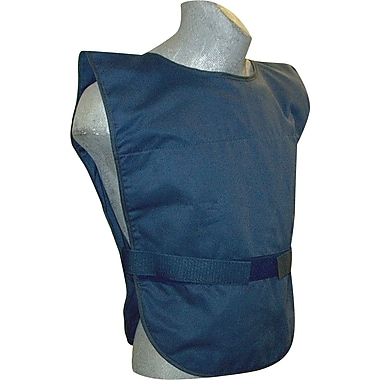 THERMO-COOL Qwik Cooler Vest, Navy Blue, Fits Small to Large