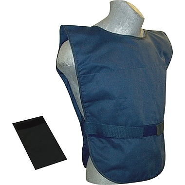 THERMO-COOL Qwik Cooler Vest With Cooling Pack Inserts, Fits Small to Large