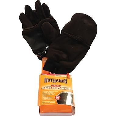 Heated Mitten, Black, L/XL