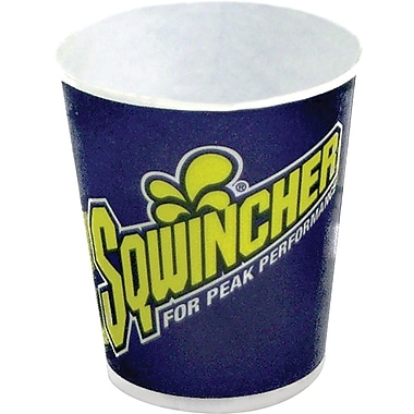 Sqwincher Cups, 5 oz, 300/Pack