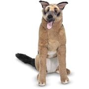 Melissa & Doug German Shepherd - Plush