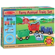 Melissa & Doug Farm Animal Train Set (644)