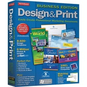 Avanquest Design and Print Business Edition, English
