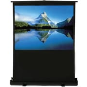 "EluneVision 60"" Portable Pneumatic Air-Lift Projector Screen, 4:3"