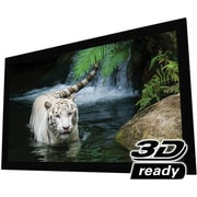"EluneVision 100"" Reference Studio 4K Fixed Frame Projector Screen, 16:9"