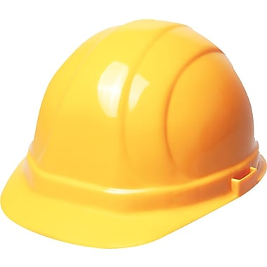 Omega II® Hard Hat, CSA Type 2, Slide-Lock, Class E Certified, Yellow