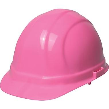 Omega II® Hard Hat, CSA Type 1, Slide-Lock, Class E Certified, ANSI Type I, Hi-Viz Pink