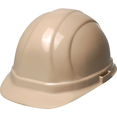 Omega II® Hard Hat, CSA Type 2, Mega Ratchet, Class E Certified, Beige