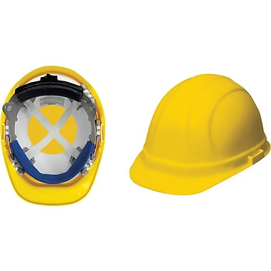 Omega II® Hard Hat, CSA Type 2, Mega Ratchet, Class E Certified, Yellow