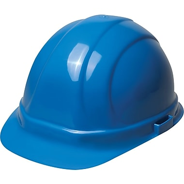 Omega II® Hard Hat, CSA Type 2, Mega Ratchet, Class E Certified, Blue
