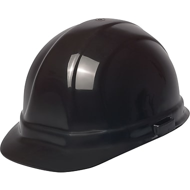 Omega II® Hard Hat, CSA Type 2, Slide-Lock, Class E Certified, Black