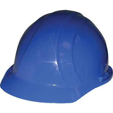 Liberty® Hard Hats, CSA Type 1, Slide-Lock, Class E Certified, ANSI Type I, Royal Blue