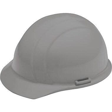 Liberty® Hard Hats, CSA Type 1, Slide-Lock, Class E Certified, ANSI Type I, Grey