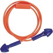 TASCO - Bouchons d'oreille avec ficelle bleue RD-1 TRACKER, 100 paires/dévidoir