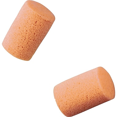 TASCO ThermaSoft30 PVC Foam Earplug, Uncorded, 200 Pairs per Box