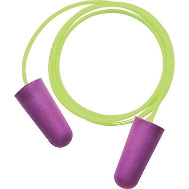 TASCO – Protecteurs d'oreille SoftSeal31 en mousse de polyuréthane, avec ficelle, bte/100 paires