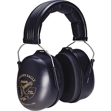 TASCO – Protecteur d'oreilles Golden Eagle en acier inoxydable
