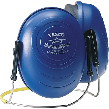 TASCO Sound Star Stainless Steel Neckband Earmuffs