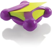 Post-it® Pop-Up Spin Dispenser, Purple