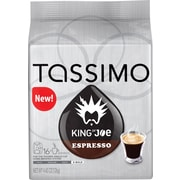 Tassimo King of Joe Espresso, 16-T-Discs/Pack