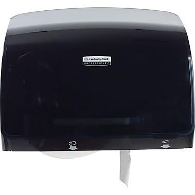 Kimberly-Clark Professional® MOD® Coreless JRT Jr. Bathroom Tissue Dispenser, Black, 14.13