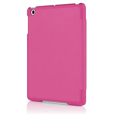 Incipio LGND IPAD-312 Plextonium Folio Case for Apple iPad Mini, Cherry Blossom Pink