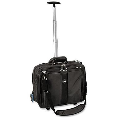 Kensington® - Mallette sur roulettes pour portatif de 17 po, noir