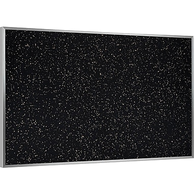Ghent® Recycled Rubber Bulletin Board, 36