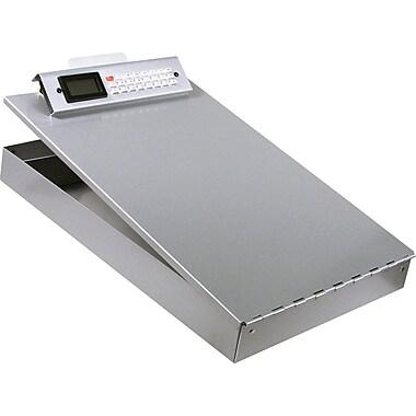 Saunders Redi-Rite Storage Clipboard with Calculator, 8.5