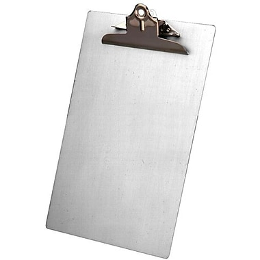 Saunders Clipboard, Aluminum, Legal Size