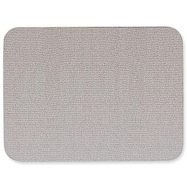 Quartet® Oval Office™ Fabric Bulletin Board, Frameless, 48