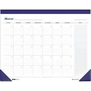 House of Doolittle® Non-Dated Desk Pad Calendar
