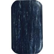 "Andersen Company Hog Heaven Nitrile Rubber Marble Top Anti-Fatigue Floor Mat, 5' L x 3' W, 7/8"" , Midnight Swirl"
