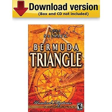 Game Mill – Jeu Lost Secrets Bermuda Triangle pour Mac (1 utilisateur) (téléchargement)