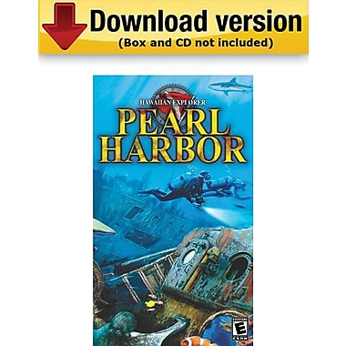 Game Mill Hawaiian Explorer Pearl Harbor for Windows (1-User) [Download]