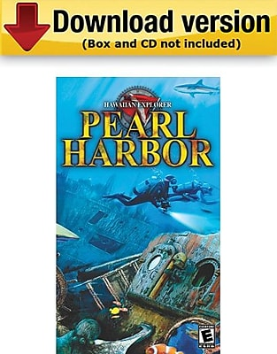 Game Mill Hawaiian Explorer Pearl Harbor for Windows (1-User) [Download]
