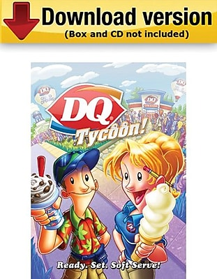 Game Mil Dairy Queen Tycoon for Mac (1-User) [Download]