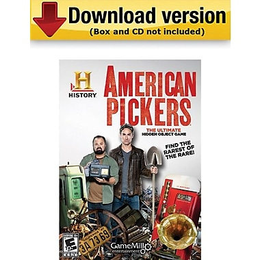 Encore American Pickers for Mac (1-User) [Download]