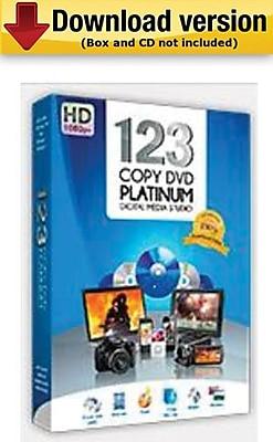 Bling 123 Copy DVD Platinum 2013 for Windows (3-User) [Download] 188112