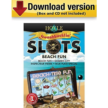 Encore Hoyle Beach Fun for Windows (1-User) [Download]