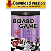 Encore Hoyle Classic Board Game Collection 1 for Windows (1-User) [Download]